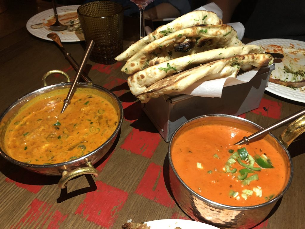 Chaiwala Fish Curry Butter Chicken