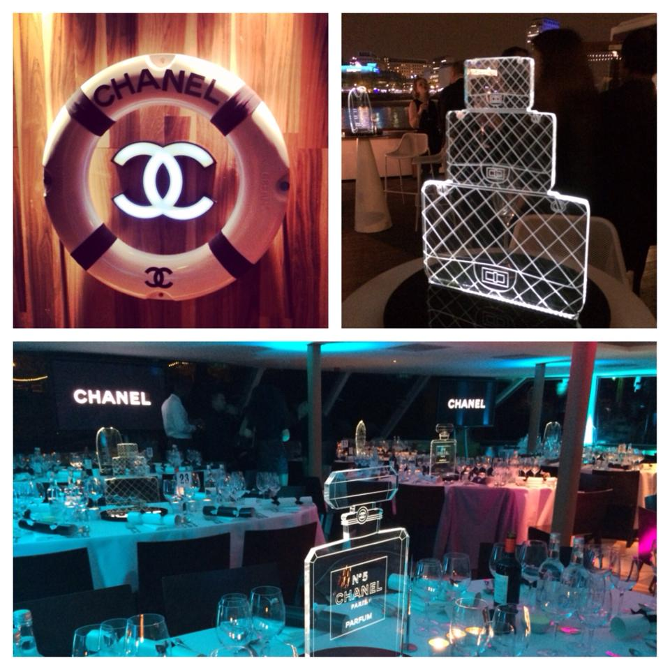 CHANEL Christmas Party london united kingdom wanderingwithyan