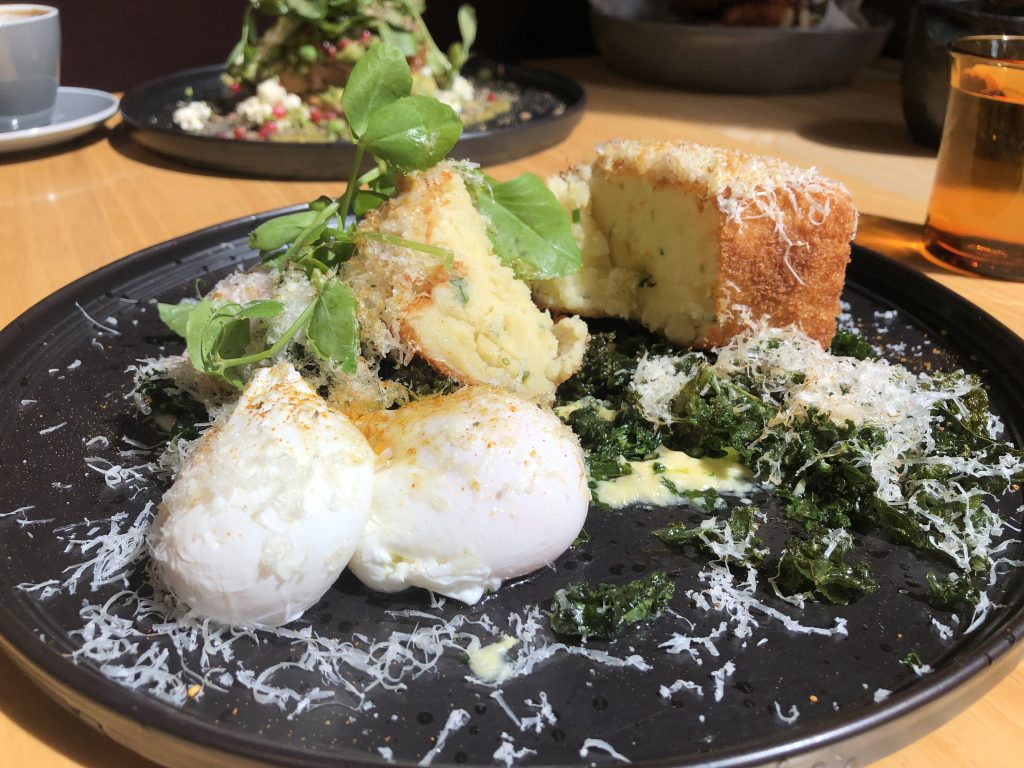 wanderingwithyan light years melbourne brunch coffee hawthorn camberwell persian feta potato croquette
