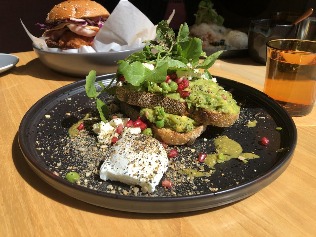 wanderingwithyan light years melbourne brunch coffee hawthorn camberwell smashed avocado